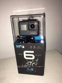 Gopro Hero 6- New set ActionCam 64gb memo