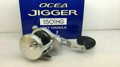 Shimano ocea jigger 1501HG