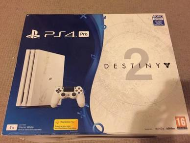 Malay set Sony Playstation 4 pro destiny edition