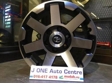 Toyota wheels 18inc fortuner hilux revo
