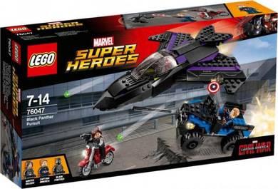 LEGO 76047 Super Heroes Black Panther Pursuit
