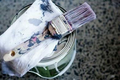 Marble Polishing Painting Perazzo Parquet