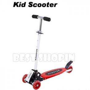 Four Wheel Trail Twist Scooter Skating adjustable