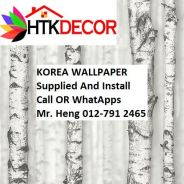 HOToffer Wall paper with Installation 942PW