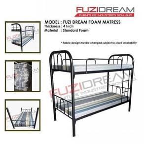 4 inch standard foam mattress / tilam foam single