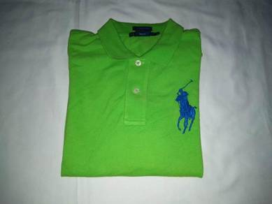 Ralph Lauren Ladies Green Polo M (Kod TS4311)