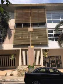 3-Storey Spacious Well Maintained Office at Taman Melawati Urban One B