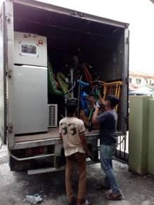 Lori sewa pindah rum angkat barang/lorry Transport