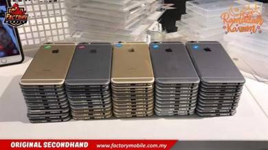 Apple Iphone 6 Original Set+ free gift rm1000
