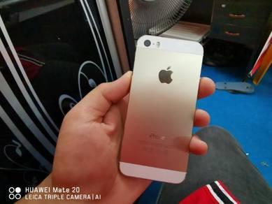 Iphone - 5S- 64GB GOLD