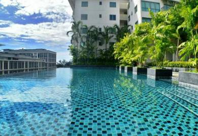 The loft condominium block b fully furnished imago kota kinabalu