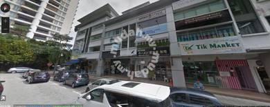 4 Storey Shop Lot at Jalan Solaris 3 with Lift