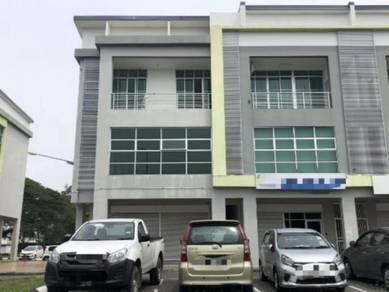 3 Storey Corner Shoplot, Lutong Miri
