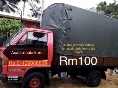Lori_1_tan_buang_subang_jaya_perabot_lama_disposed
