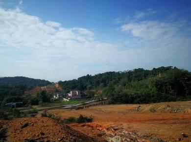 Tanah 3.78 ekar sesuai untuk development project perumahan di Sg Merab