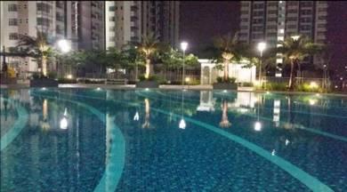 [ FULLY FURNISHED 2 Parking Lot ] Dwiputra Residences P15 Putrajaya