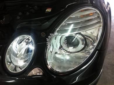 Mercedes facelift W211 PROJECTOR head lamp