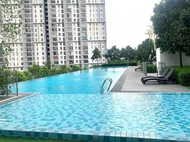 For Sale : New Corner Unit, Verdi Condo, Symphony Hills, Cyberjaya