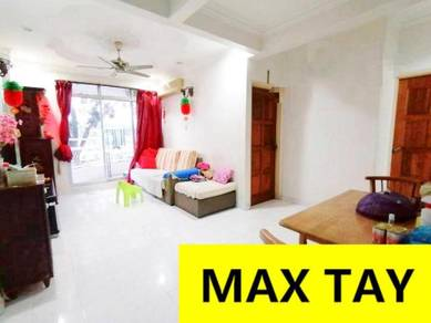 Pangsapuri Seri Kota Apartment Renovated Unit Georgetown WORTH BUY
