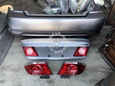 Rear Bodypart Honda City SEL Fit Aria Gd8 06-08 Jp