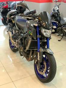 Yamaha mt09 mt-09 mt 09 2017/2018