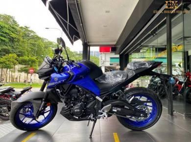 Yamaha MT25 MT 250 MT-25