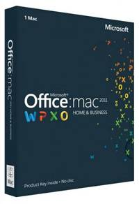 Microsoft office 2011 hb mac lifetime 100% genuine