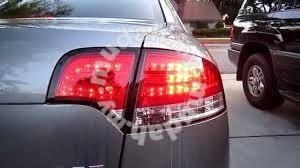 Audi a4 b7 05 to 08 tail lamp led