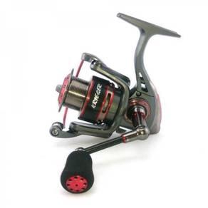V2 - Ryobi Krieger 3000 & 4000 Fishing Reel JAPAN