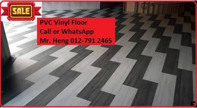 Ultimate PVC Vinyl Floor - With Install g5e4p
