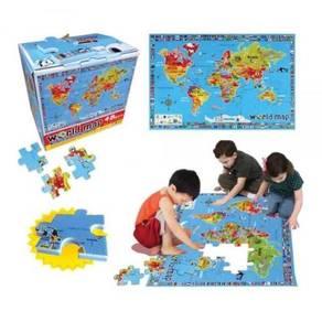 World Map (ITAT-142)