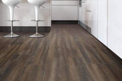 Vinyl Floor Lantai Timber Laminate PVC Floor M249