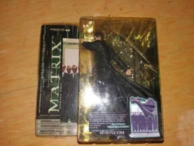 Matrix figure by mcfarlane 2003
