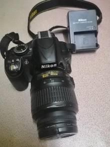 Nak jual sebab dah beli camera lain