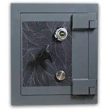 Fire Proof Office Safe Box. S - Series ( 451 kgs )