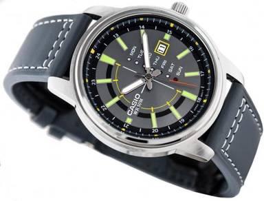 Watch- Casio Dot Date MTPE128L-8 -ORIGINAL