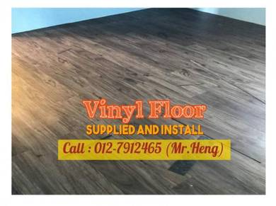 Quality PVC Vinyl Floor - With Install QA13