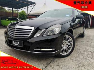 Used Mercedes Benz E200 for sale