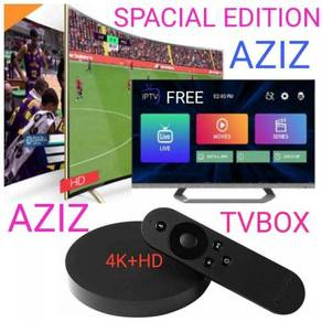 4K PRO UHD TV BOX COMPLETEfree android box