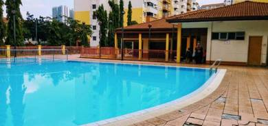 [ LEVEL 1 STRATA READY ] Apartment Serdang Villa Bukit Serdang