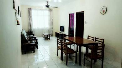 Angkasa Apartment Fully Furnished for Rent/ Tuaran Bypass, KK