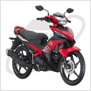 2020 Yamaha lc 135 Auto Newcolour (Whatapps-Apply)