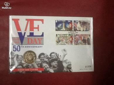 50th anniversary VE Day
