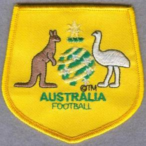 Australia National Association Football Team Patch