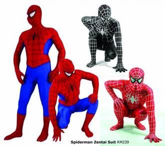 Spiderman Costume Suit