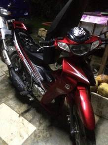 Yamaha 125ZR Model 2012