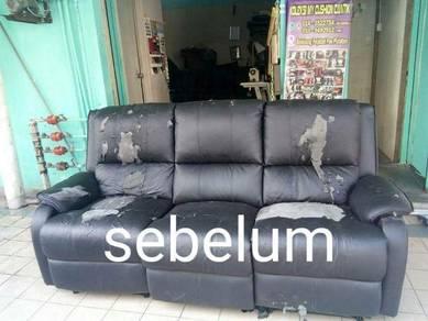 Repair sofa rumah kerusi office.N cushion kreta