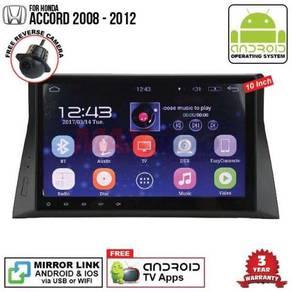 PK2 HONDA ACCORD 2008-2012 10.1
