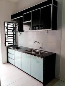 Full aluminium Door system for Kitchen cabinet