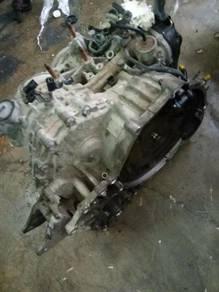 Mitsubishi airtrek cu2w auto turbo gearbox 4g63